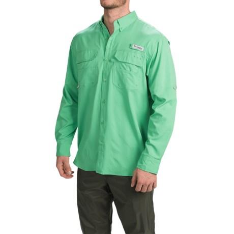 Columbia Sportswear Blood and Guts III Fishing Shirt - UPF 50+, Long Sleeve (For Men)