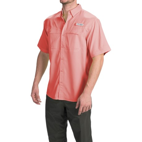 Columbia Sportswear Low Drag Offshore Fishing Shirt - UPF 40, Short Sleeve (For Men)