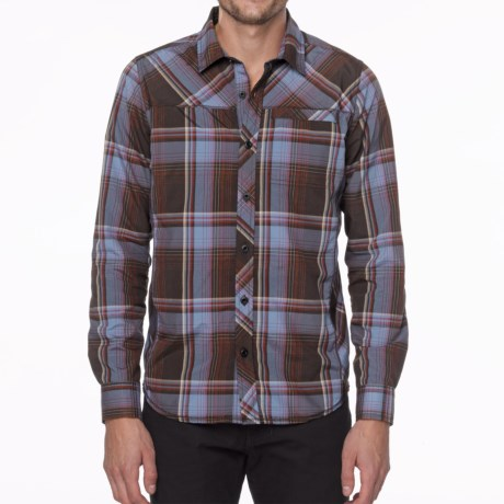 prAna Farley Shirt - Long Sleeve (For Men)