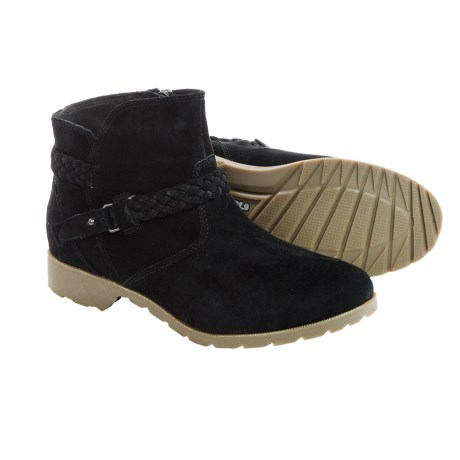 Teva De La Vina Ankle Boots - Suede (For Women)