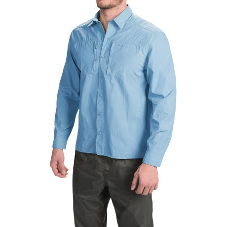Allen Fly Fishing Exterus Streamer Fishing Shirt - UPF 30+, Long Sleeve  (For Men)