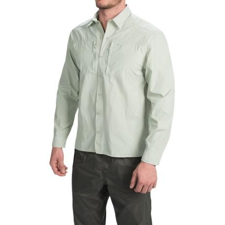 Allen Fly Fishing Exterus Streamer Fishing Shirt - UPF 30+, Long Sleeve  (For Men)