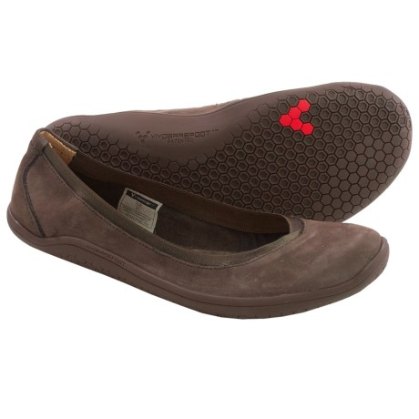 Vivobarefoot Daisy Shoes - Nubuck (For Women)