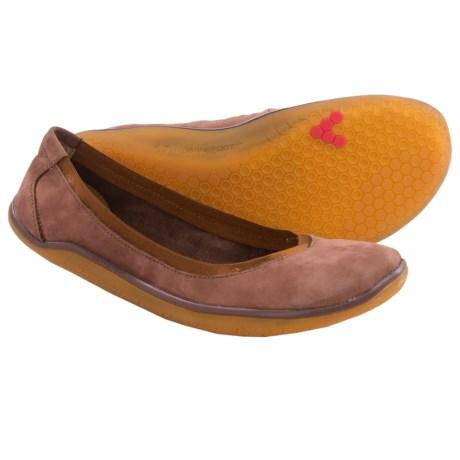 Vivobarefoot Daisy Shoes - Nubuck (For Women)