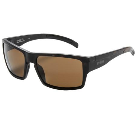Smith Optics Outlier XL Sunglasses - Polarized ChromaPop Lenses