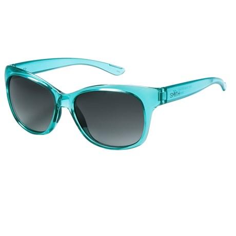 Smith Optics Feature Sunglasses (For Women)