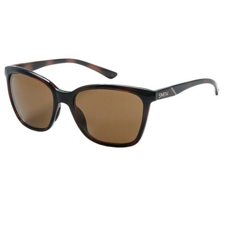 Smith Optics Colette Sunglasses - Polarized ChromaPop Lenses (For Women)