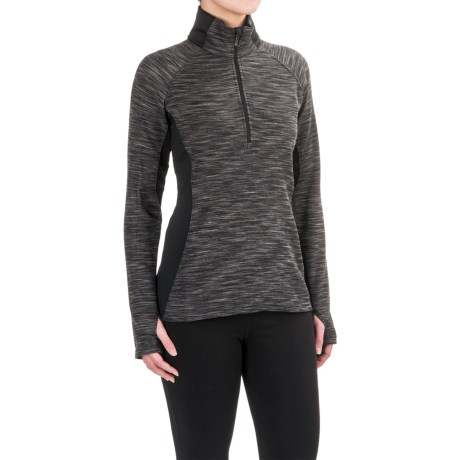 Columbia Sportswear Optic Got It Shirt - Zip Neck, Long Sleeve (For Women)