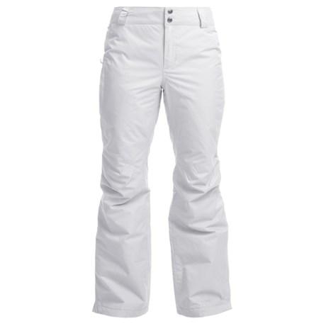 Columbia Sportswear Arctic Trip Ski Pants - Waterproof, Insulated (For Women)