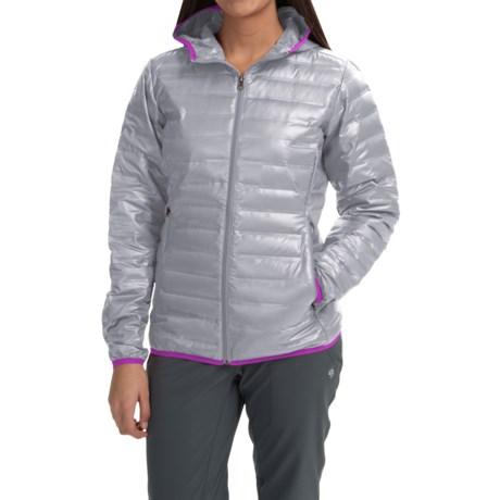 Columbia Sportswear Flash Forward Hooded Down Jacket - 650 Fill Power (For Women)