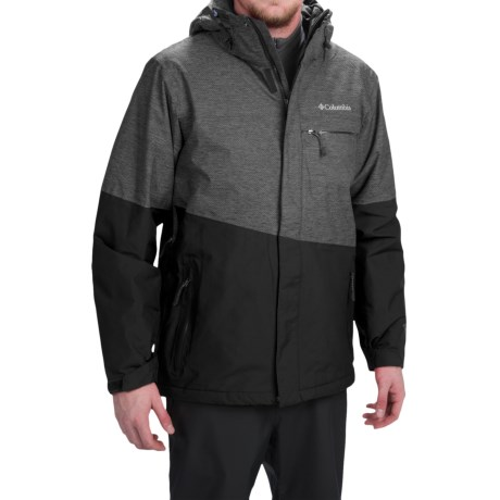 Columbia Sportswear Piste Beast Omni-Heat® Ski Jacket - Waterproof, Insulated (For Men)