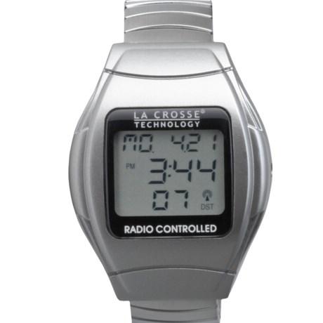 La Crosse Technology Radio Controlled Atomic Watch