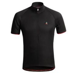 Campagnolo Racing Jersey - Zip Neck, Short Sleeve (For Men)