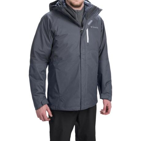 Columbia Sportswear Powderkeg Interchange Omni-Heat® Down Jacket - Waterproof, 650 Fill Power, 3-in-1 (For Men)
