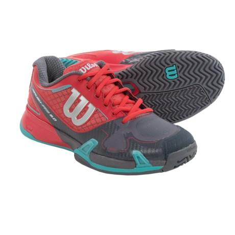 Wilson Rush Pro 2.0 Tennis Shoes (For Women)