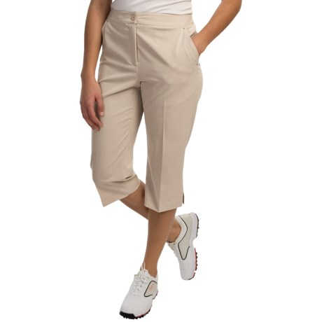 EP Pro Tour Tech Stretch Capris (For Women)