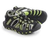 Khombu Rex Stripe Sandals - Waterproof (For Little Boys)