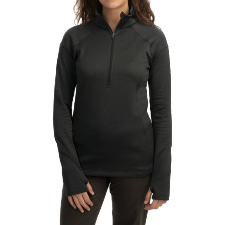 Columbia Sportswear Saturday Trail Shirt - Zip Neck, Long Sleeve (For Women)