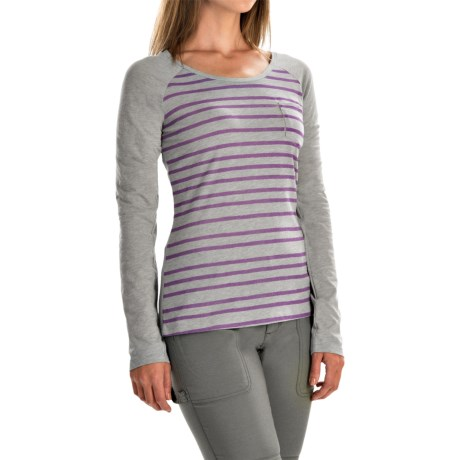 Columbia Sportswear Everyday Stripe T-Shirt - Long Sleeve (For Women)