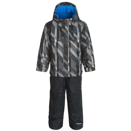 Columbia Sportswear Buga Omni-Tech® Two-Piece Snow Suit - Waterproof, Insulated (For Toddlers)