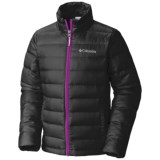 Columbia Sportswear Airspace Down Jacket (For Little and Big Kids)