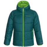 Columbia Sportswear Gold 550 TurboDown® Omni-Heat® Jacket - 450 Fill Power (For Little and Big Boys)