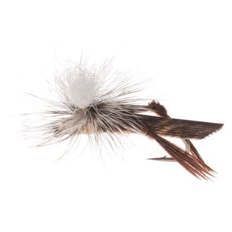 Montana Fly Company Parachute Hopper Calftail Wing Dry Fly - Dozen