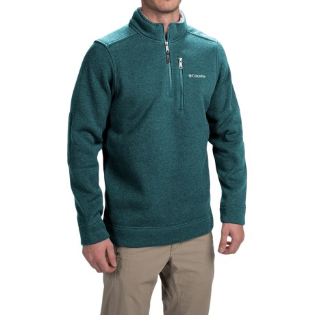 Columbia Sportswear Terpin Point 2 Sweater - Zip Neck (For Men)