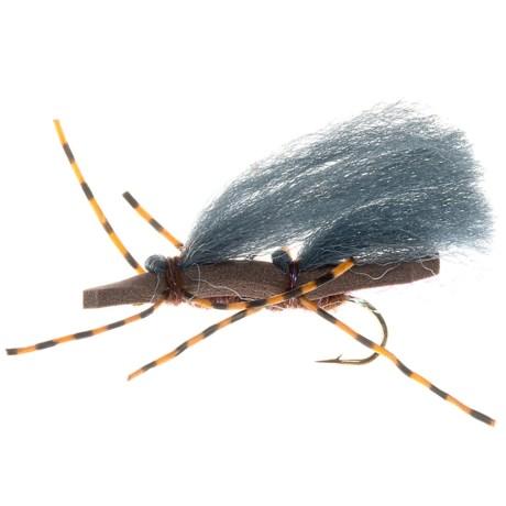 Montana Fly Company Chubby Chernobyl Dry Fly - Dozen