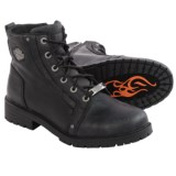 """Harley-Davidson Gerald Motorcycle Boots - Leather, 5"""" (For Men)"""