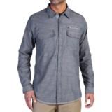 ExOfficio Tivoli Chambray Shirt - Long Sleeve (For Men)