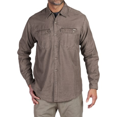ExOfficio Hallstatt Shirt - Long Sleeve (For Men)