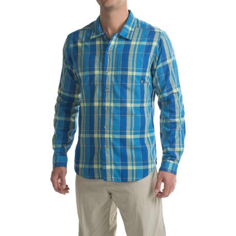 ExOfficio BugsAway® Talisman Shirt - Long Sleeve (For Men)
