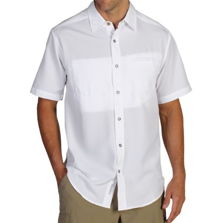 ExOfficio Trip'r Snap Front Shirt - UPF 30+, Short Sleeve (For Men)