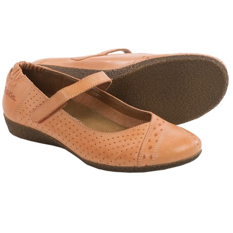 Taos Footwear Step It Up Shoes - Leather (For Women)