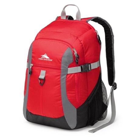 High Sierra Sportour Laptop Backpack - 33L