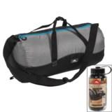 High Sierra 18L Duffel in a Bottle - BPA-Free