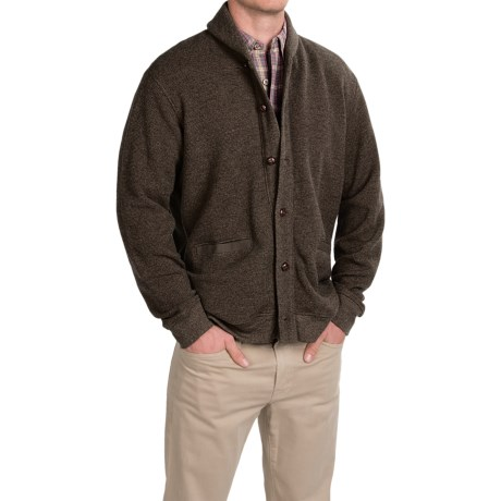 Woolrich Bromley Shawl Cardigan Sweater (For Men)