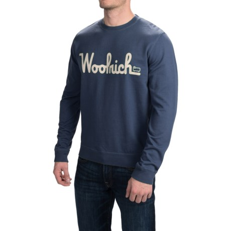 Woolrich Day Hiker Sweatshirt (For Men)