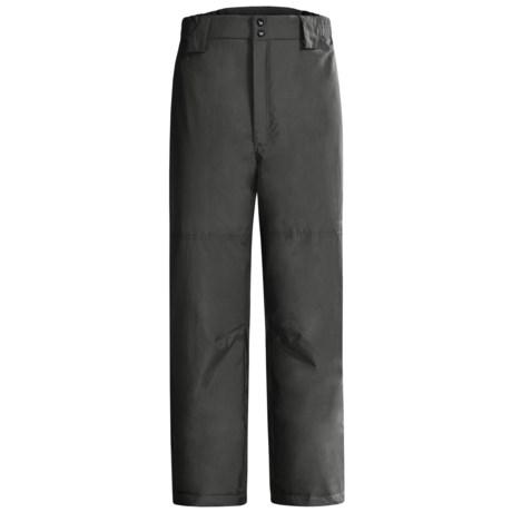 White Sierra Insulated Ski Pants (For Tall Men)