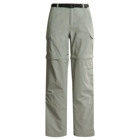 White Sierra Teton Trail Pants - UPF 30, Convertible (For Women)