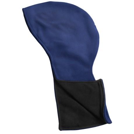 Grandoe Cornell Reversible Hood - Microfleece (For Women)