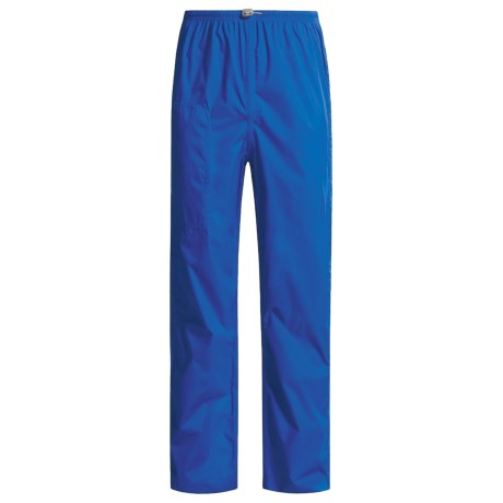 White Sierra Trabagon Rain Pants - Waterproof (For Men)