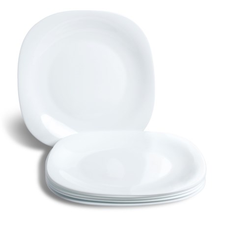 Best Value  sc 1 st  Sierra Trading Post & Best Value - Review of Bormioli Rocco Parma Opal Glass Dinner Plate ...