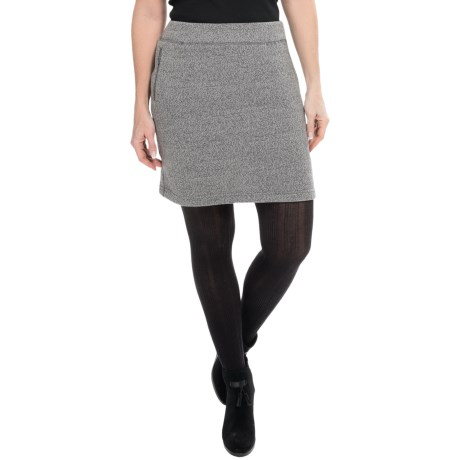 Woolrich Double Creek Fleece Skirt (For Women)