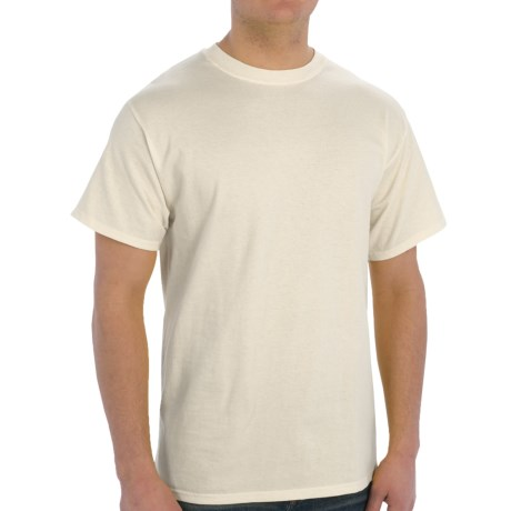 Specially made Cotton T-Shirt - Short Sleeve (For Men)