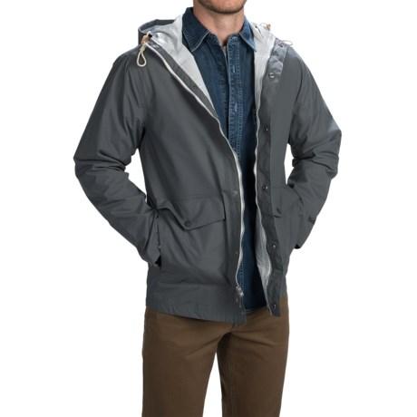 Woolrich Classic Rain Jacket - Waterproof, Hooded (For Men)