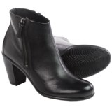 ECCO Touch 75 Leather Boots (For Women)