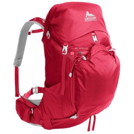 Gregory J33 Backpack - Internal Frame (For Women)