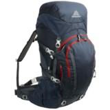 Gregory Wander 50 Backpack - Internal Frame (For Big Kids)